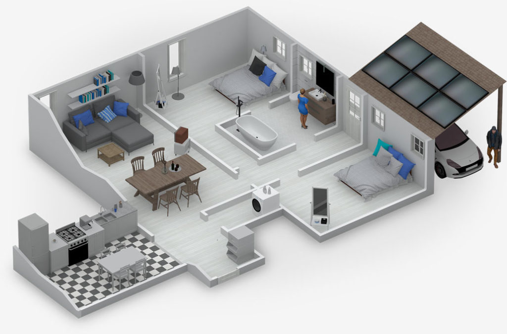 Soojuspumbad terve kodu energia lahendus