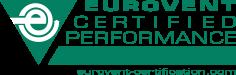 Õhksoojuspump Daikin eurovent logo