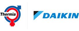 Тепловые насосы Daikin прямо от импортера