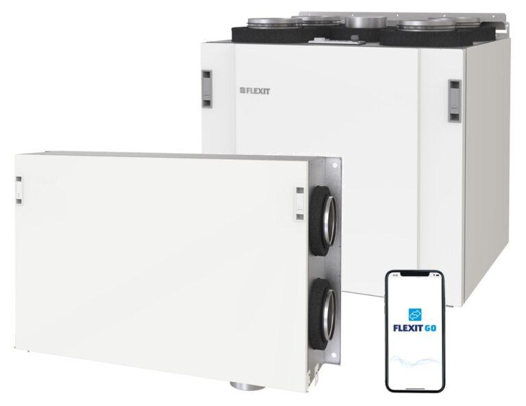 Flexit ventilācijas rekuperators